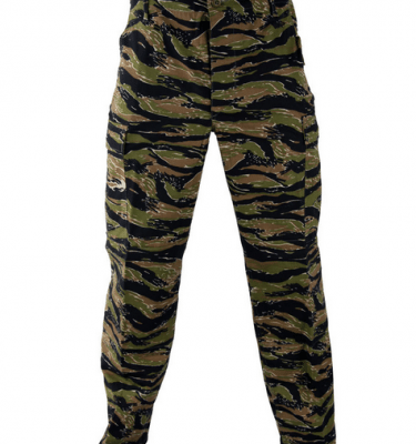 Asian Tigerstripe BDU Trousers