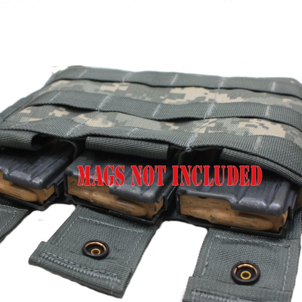 ACU 3-Cell Mag Pouch