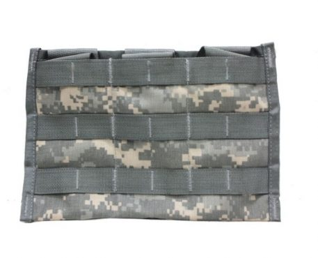 military surplus acu 3 cell mag pouch m4 ar 15