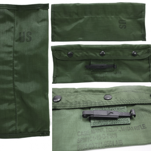 M-16 Cleaning Kit Pouch