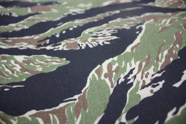 Vietnam Pattern Tigerstripe Cloth