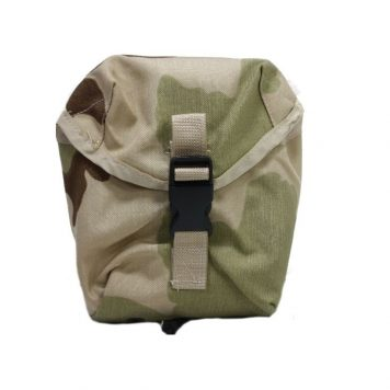 3 color medical ifak carrier pouch