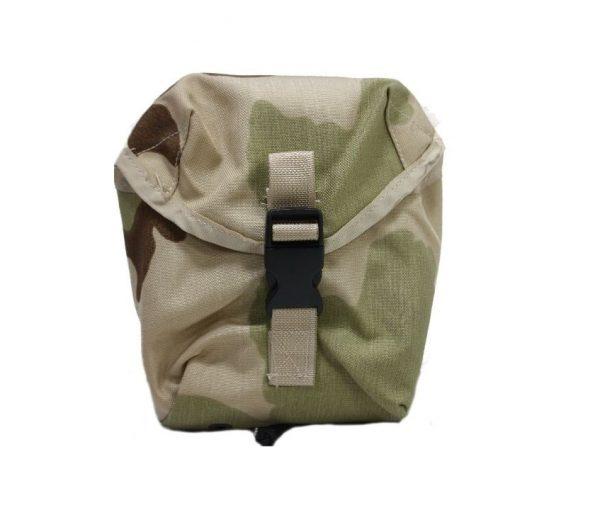 3 color medical ifak carrier pouch