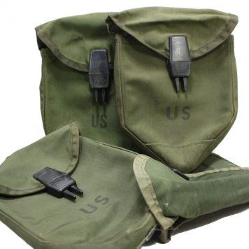 Tri-fold Vietnam Shovel Cover-nylon