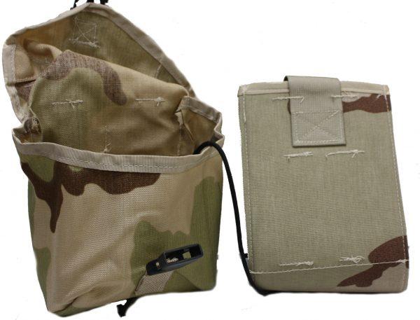 IFAK Carrier Pouch, 3 Color Molle
