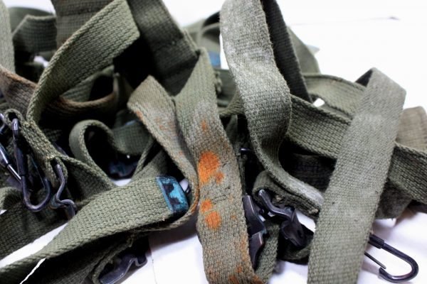 M-56 Suspender Pack Adapter Strap