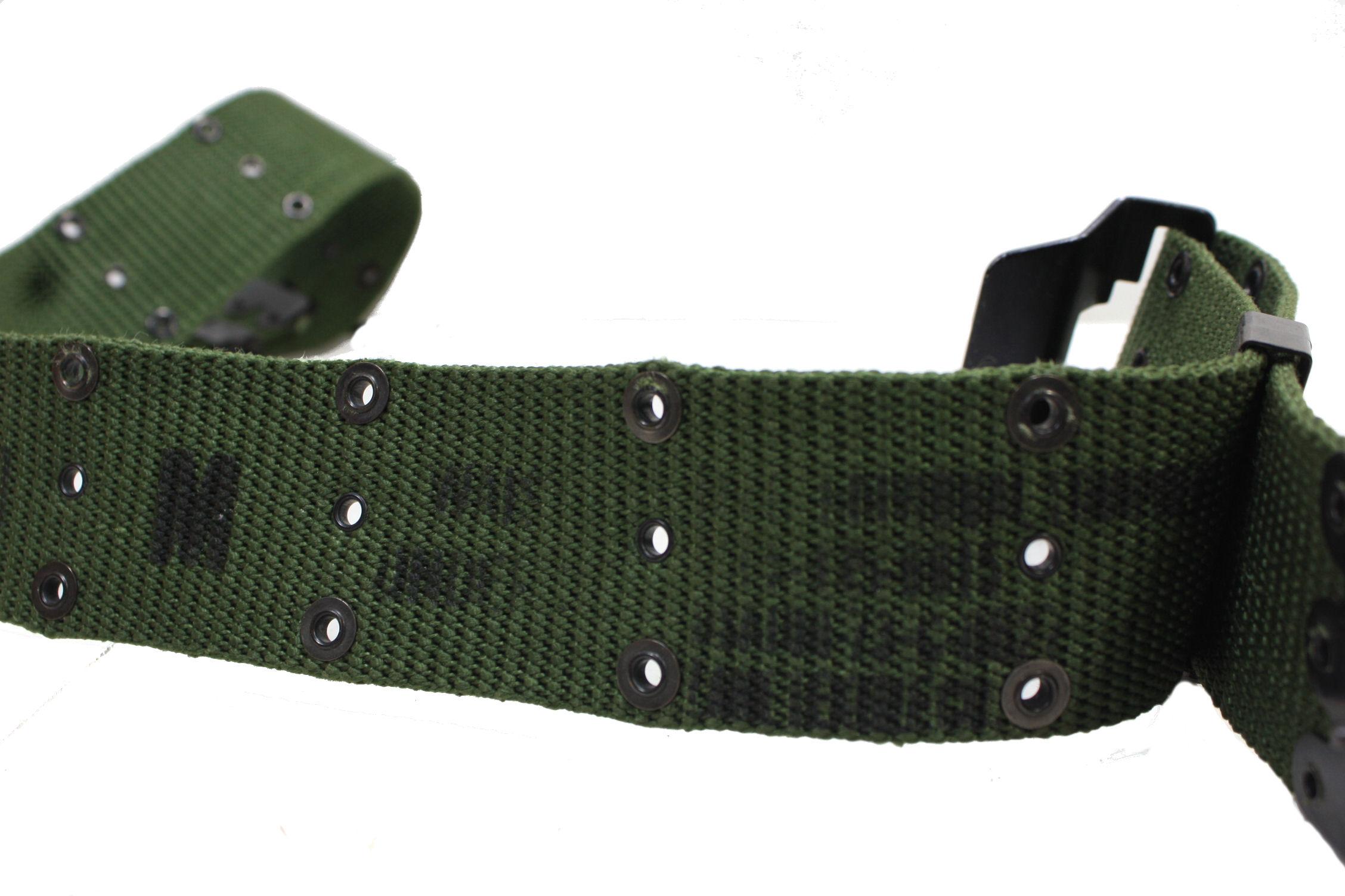 Davis Pistol Belt- Medium New OS
