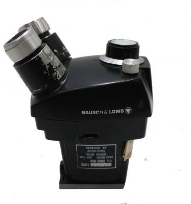 Bausch And Lomb Svb-73 Stereoscope
