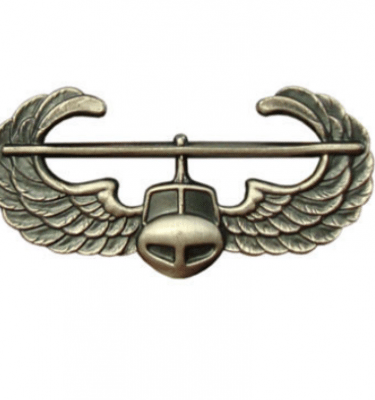 Army Badge Air Assault Wings