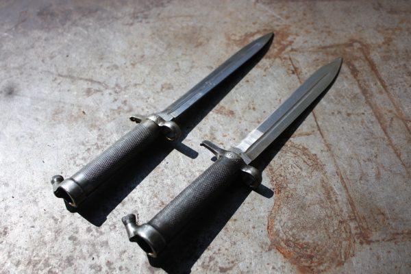 Swedish Bayonet 1896, no sheath