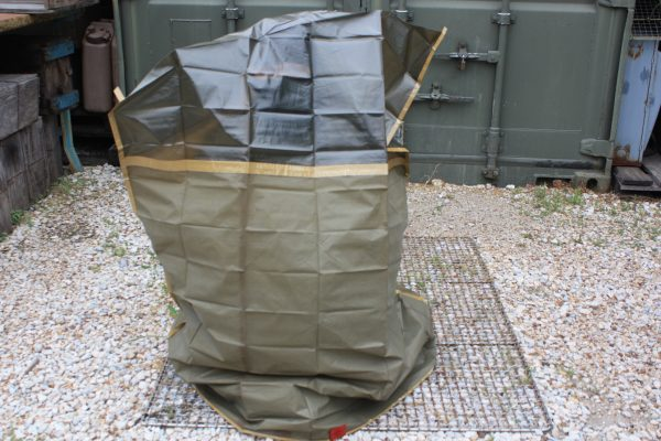 WW2 chemical protective cover