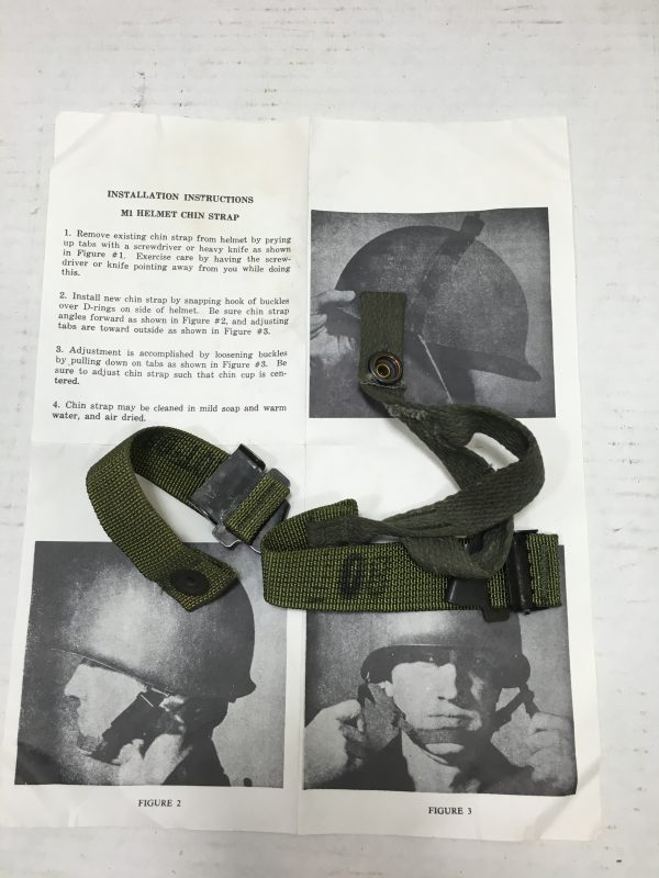 Chinstrap M-1 Nylon