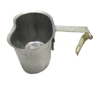 korean war canteen cup, dated