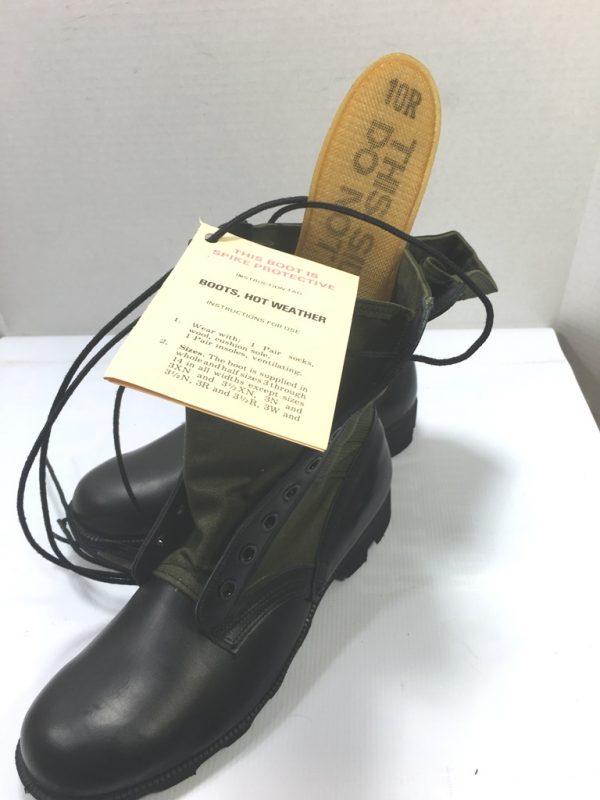 jungle boots