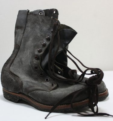 Usmc Combat Boots- Korean Era 5 1/2F