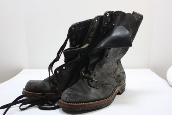 Usmc Combat Boots- Korean Era 5 1/2F
