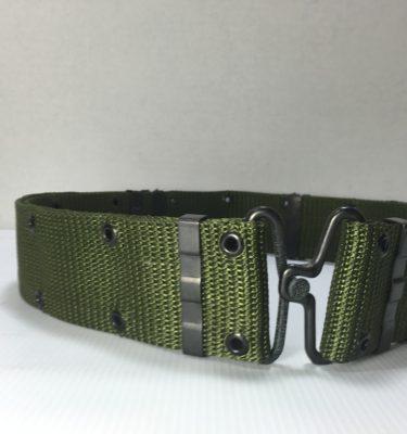 lc-2 pistol belt with metal buckle