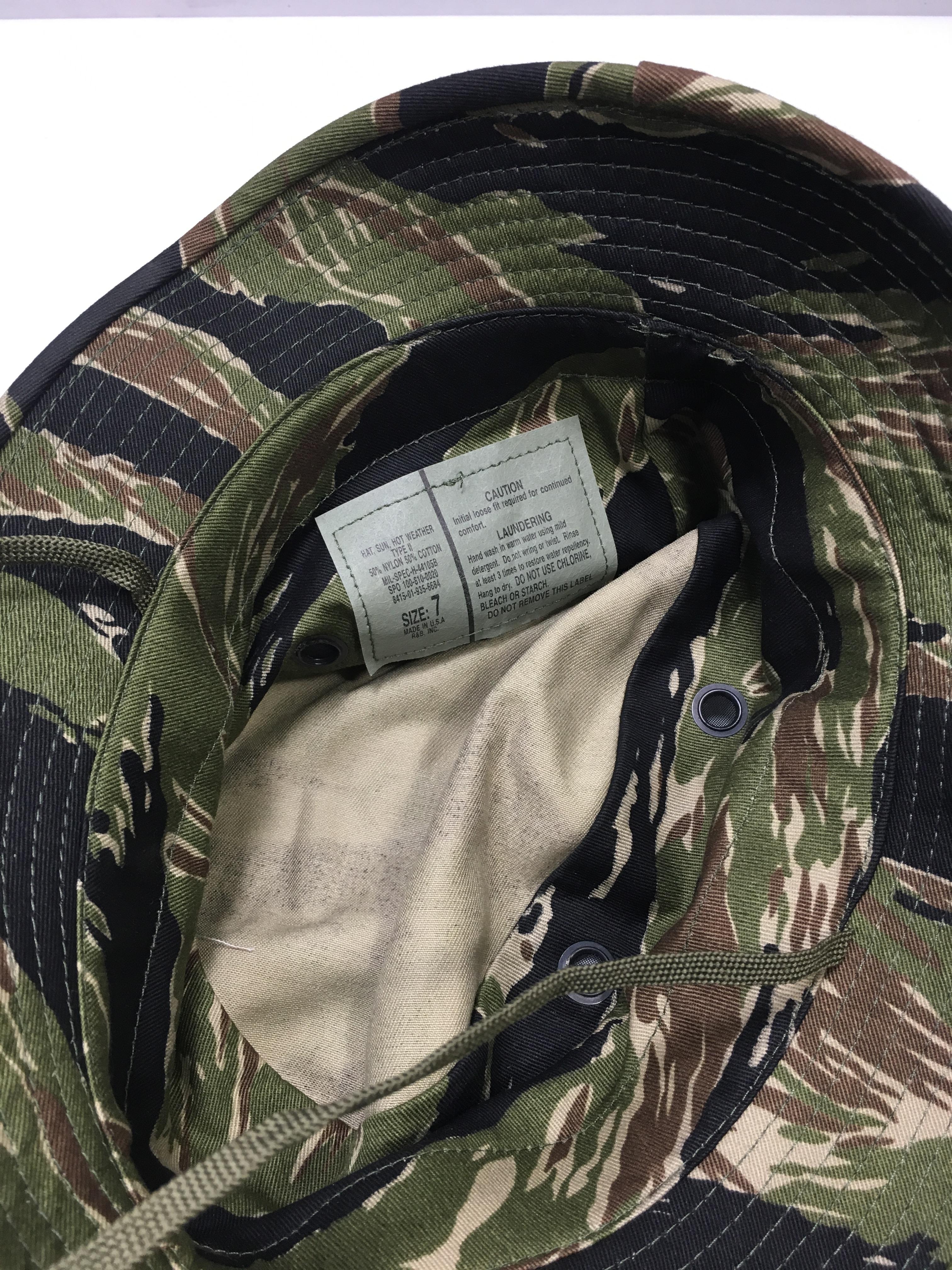 tigerstripe boonie hat a65d1ed62e0a