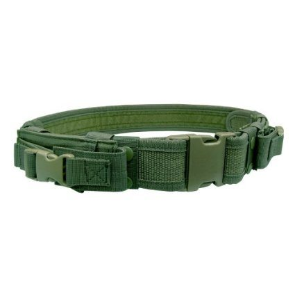 green tactical belt tb