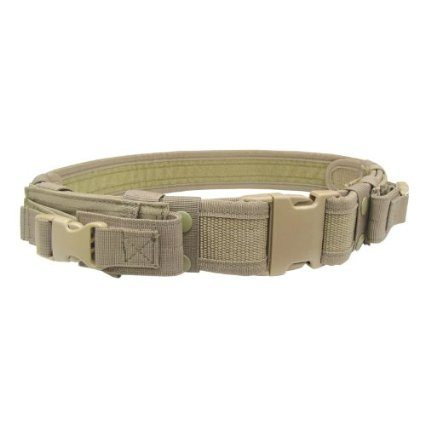 tan tactical belt TB