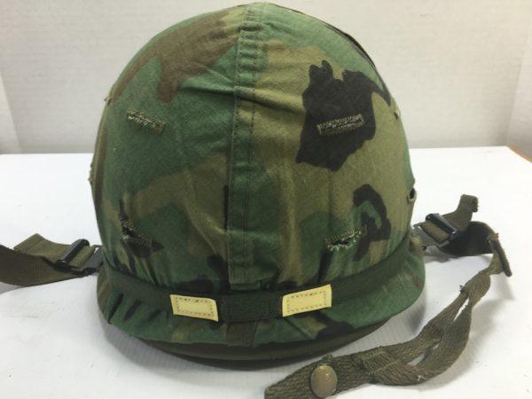m-1 army helmet