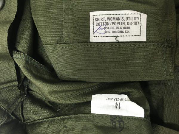 womens jungle fatigue shirt