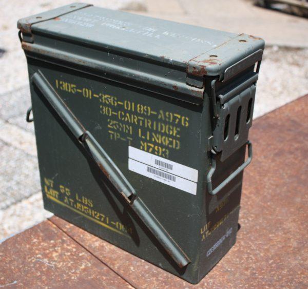 25mm Ammo Box
