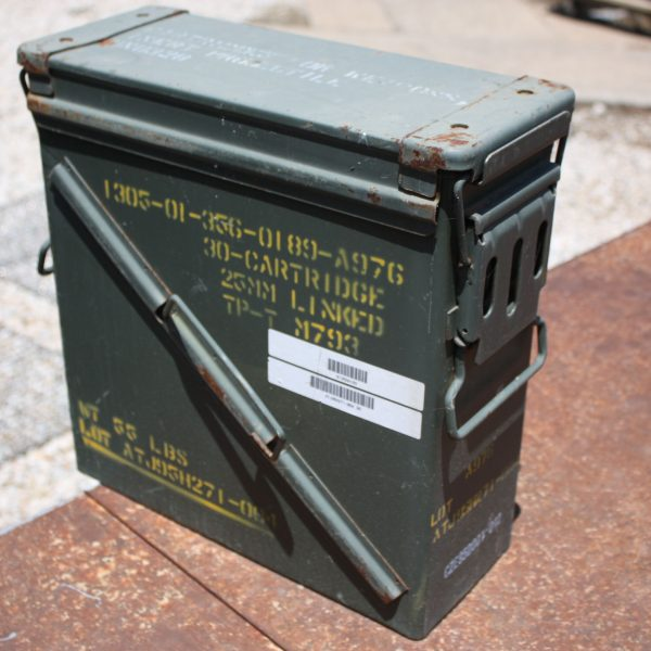 25mm Ammo Box