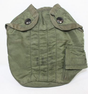 Vietnam Nylon Cover, Metal Snap, 70's dated #1