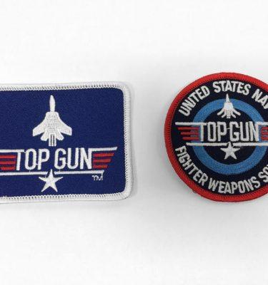Top Gun Patches