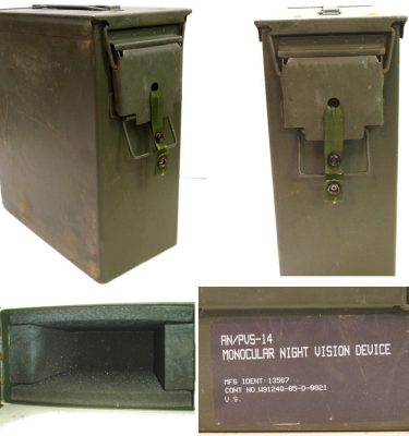 Monocular Night Vision Case