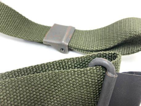 olive drab m-16 parade rifle sling