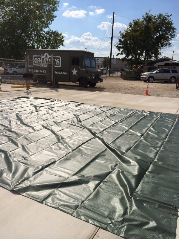 military surplus truck tarp heavy duty