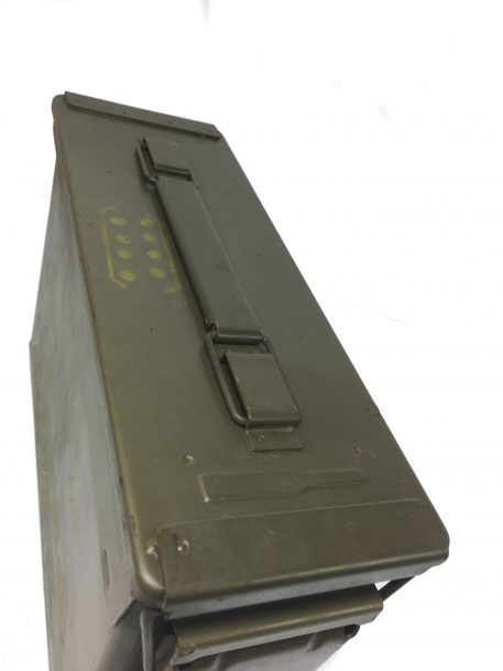 M-1 Garand .30 cal Ammo Can United M19A1