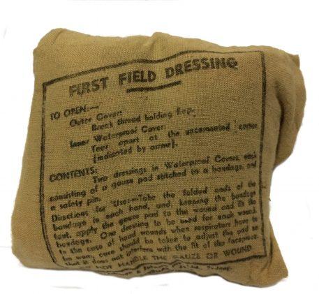military army surplus ww2 first field dressing british m1937