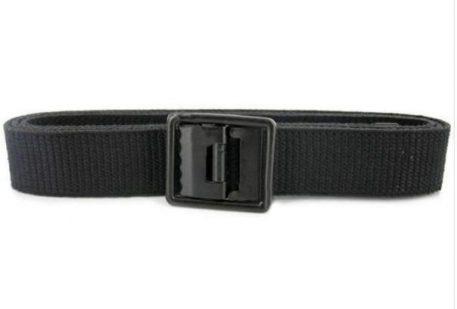 Army Black Belt, Black Buckle Open Face