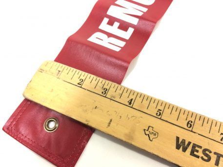 military surplus remove before arming tag