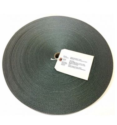 military surplus 1 3/4'' x 100 yds Military Grey Nylon Webbing Roll