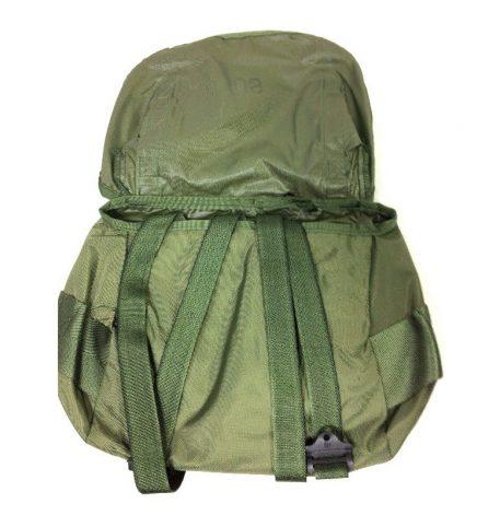 military surplus genuine us gi butt pack, nylon olive drab