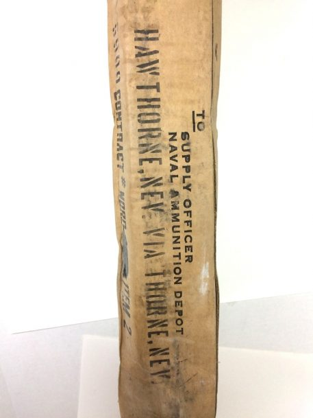 military surplus mk-6 practice rounds for navy gun
