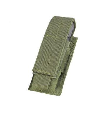 military surplus pistol single mag pouch