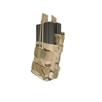 military surplus m4 multicam single stacker mag pouch