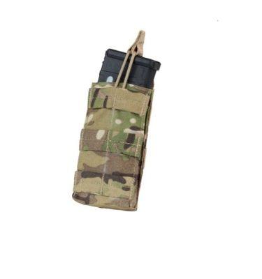 military surplus single m4 mag pouches multicam