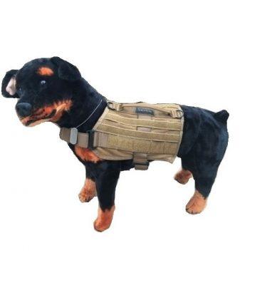 military surplus k-9 dog vest molle