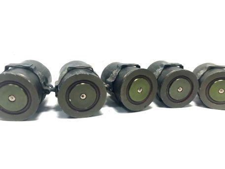 military surplus 40mm 5 link shells
