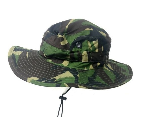 military surplus british dpm camo tropical boonie hat