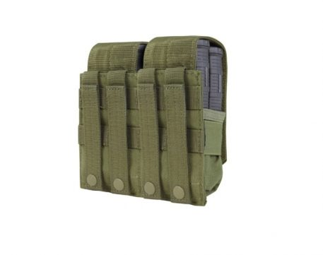 military surplus condor molle double m14 mag pouch