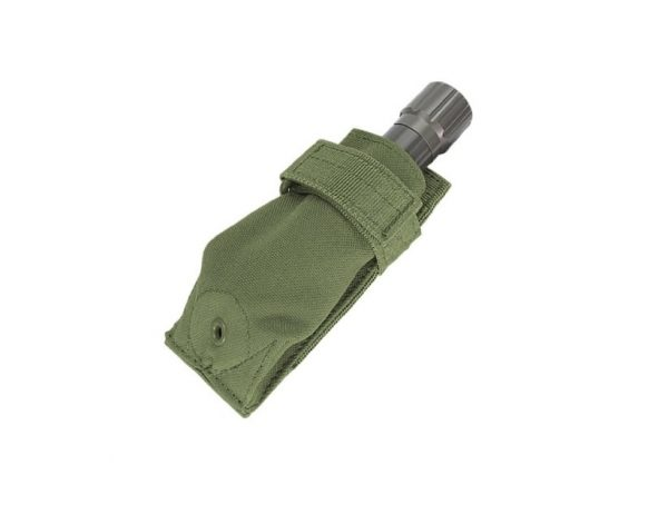 molle flashlight pouch