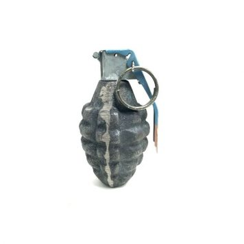 military surplus pineapple dummy grenade