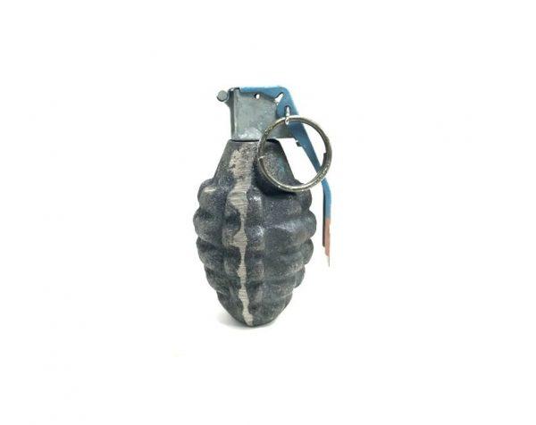military surplus pineapple dummy grenade